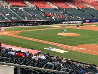 Coca-Cola Field, section: 118, row: DD, seat: 13