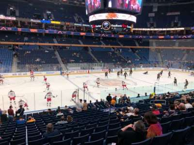 KeyBank Center section 106