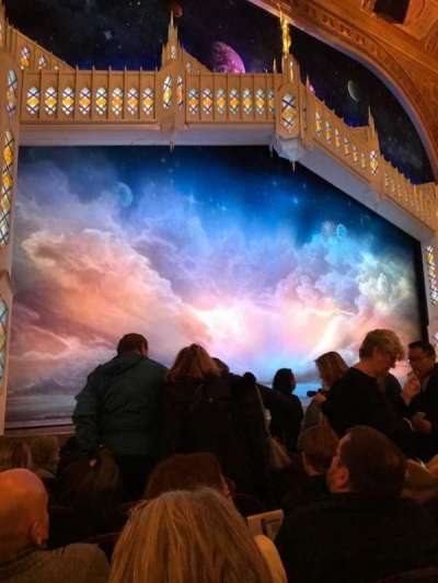 Eugene O'Neill Theatre, section: Orch, row: J, seat: 13-15