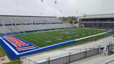 Joe Aillet Stadium, section: II, row: 8, seat: 32
