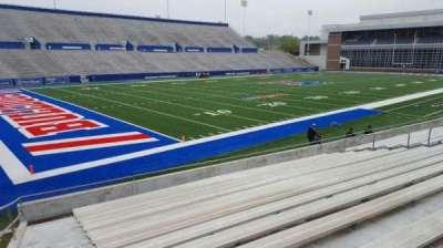 Joe Aillet Stadium, section: I, row: 15, seat: 25