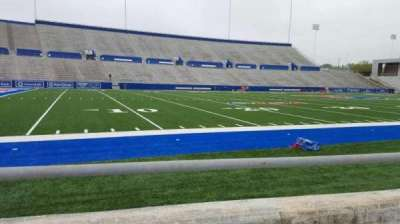 Joe Aillet Stadium, section: H, row: 2, seat: 16
