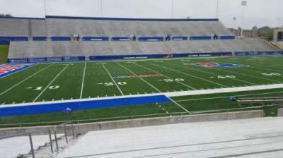 Joe Aillet Stadium, section: G, row: 16, seat: 22