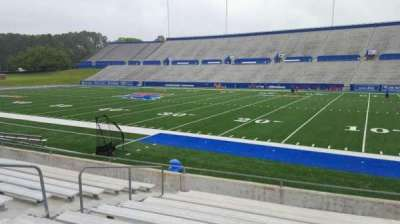 Joe Aillet Stadium, section: B, row: 12, seat: 17