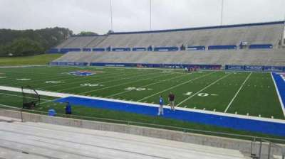 Joe Aillet Stadium, section: B, row: 14, seat: 2