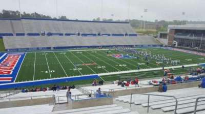 Joe Aillet Stadium, section: HH, row: 41, seat: 7