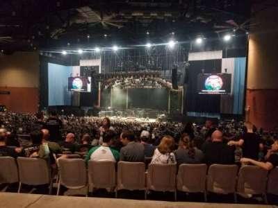 Xfinity Theatre, section: 500, row: AAA, seat: 518