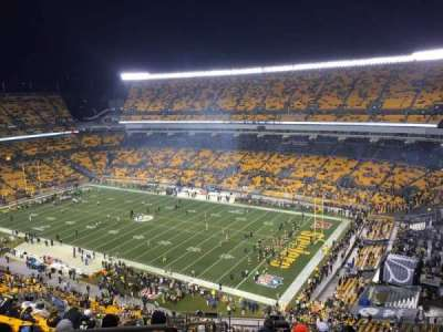 Heinz Field section 541