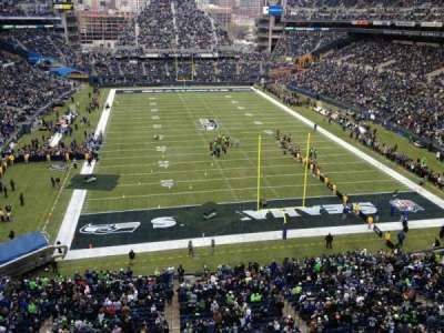 CenturyLink Field section 323