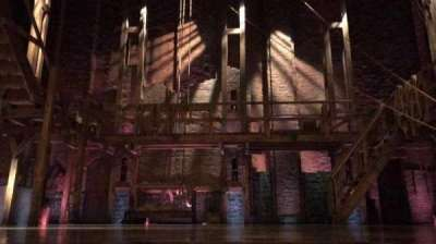 Richard Rodgers Theatre, section: Orchestra, row: 2, seat: 107