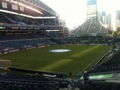 CenturyLink Field, section: 118, row: MM, seat: 1