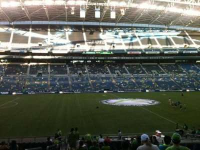 CenturyLink Field, section: 236, row: BB, seat: 21