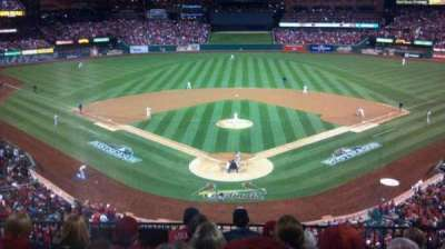 Busch Stadium section 250