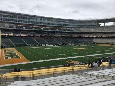McLane Stadium, section: 129, row: 26, seat: 12