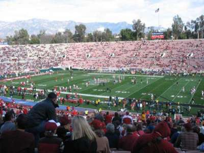 Rose Bowl section 21-L