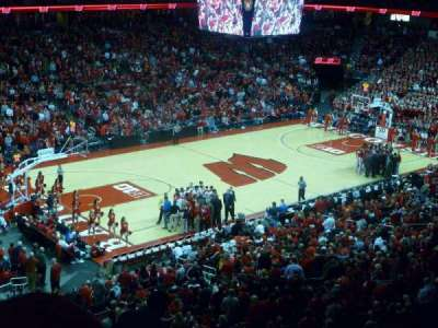 Kohl Center, section: 225, row: J, seat: 11