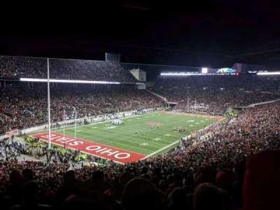 Ohio Stadium, section: 7B, row: 7, seat: 12