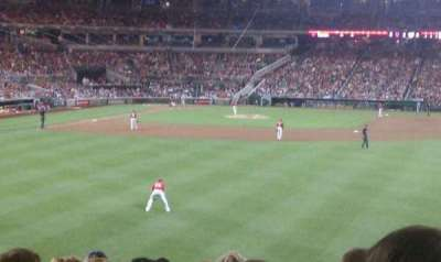 Nationals Park, section: 140, row: R, seat: 7
