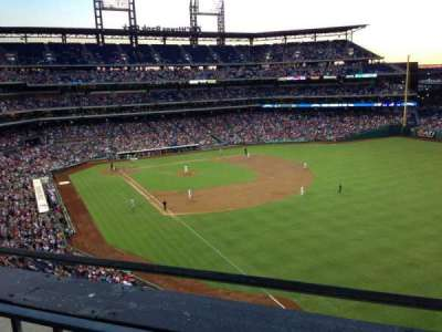 Citizens Bank Park section 308