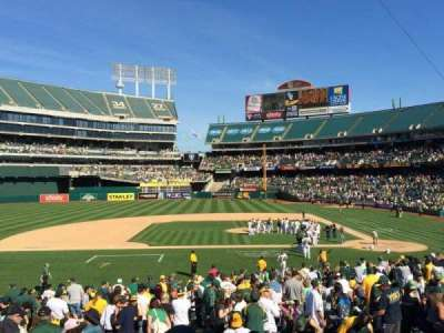 O.Co Coliseum, section: 121, row: 26, seat: 1