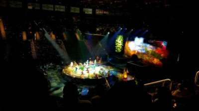 EagleBank Arena, section: 103, row: T, seat: 8