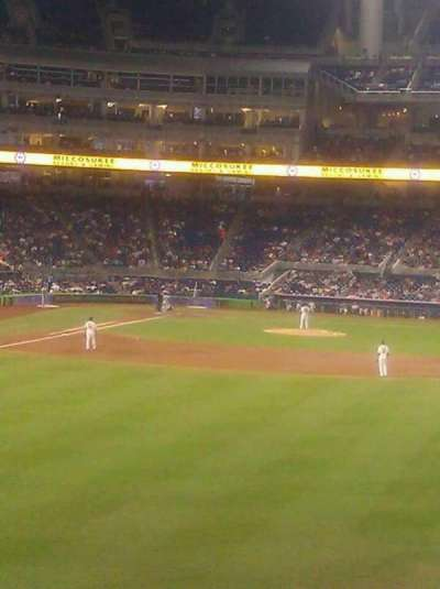 Marlins Park, section: 39, row: 2, seat: 1