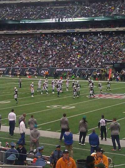 MetLife Stadium, section: 135, row: 15, seat: 29