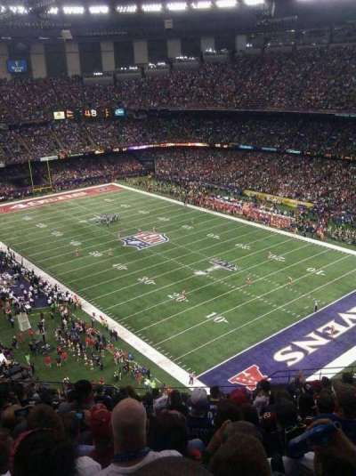 Mercedes-Benz Superdome, section: 606, row: 23, seat: 15