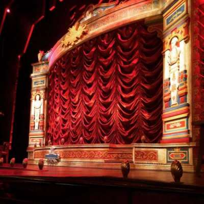 Walter Kerr Theatre, section: Orchestra, row: B, seat: 12