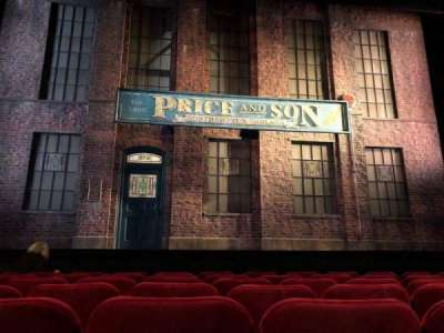 Al Hirschfeld Theatre, section: Orchestra, row: G, seat: 111