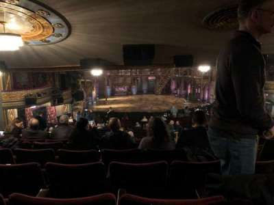 Richard Rodgers Theatre section Standing Room