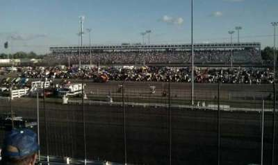 Knoxville Raceway section ww