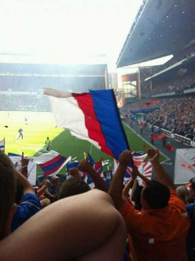 Ibrox Park section BF1