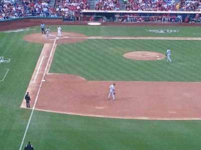Citizens Bank Park, section: 304, row: 2, seat: 21