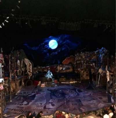 Neil Simon Theatre section Front Mezzanine
