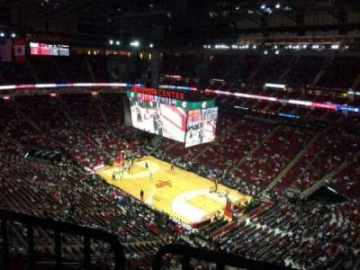 Toyota Center section 422