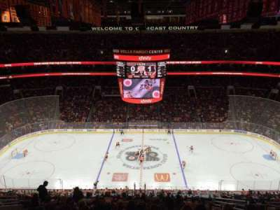 Wells Fargo Center, section: 201, row: 13, seat: 11