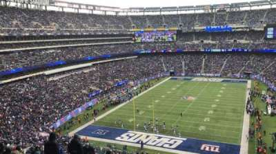 MetLife Stadium, section: 249B, row: 16, seat: 20