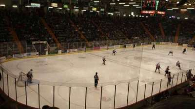 Glens Falls Civic Center, section: JJ, row: 15, seat: 9