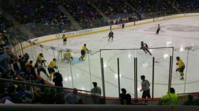 TD Bank Sports Center, section: 107, row: 9, seat: 13
