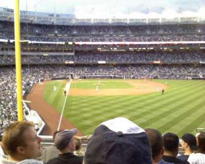 Yankee Stadium section 207