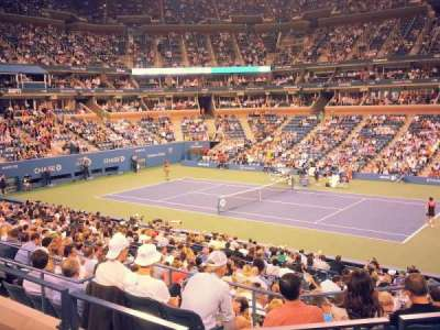Arthur Ashe Stadium section 115