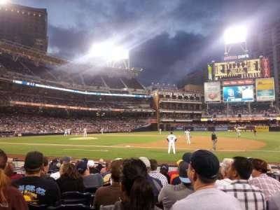 PETCO Park, section: FL113, row: 12, seat: 7