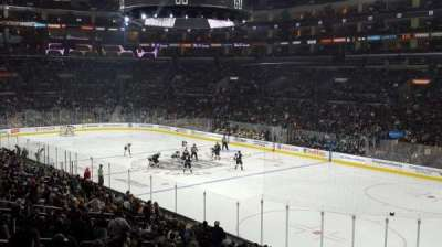 Staples Center, section: PR10, row: 6, seat: 7
