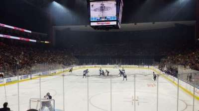 Jacksonville Veterans Memorial Arena section 108
