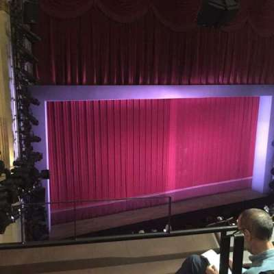 Samuel J. Friedman Theatre, section: Mezz, row: A, seat: 1