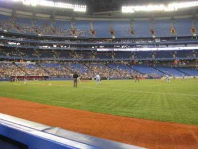 Rogers Centre, section: 113, row: 1