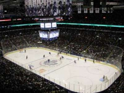 Air Canada Centre, section: 306, row: 12