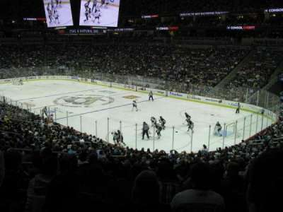 PPG Paints Arena, section: 120, row: BB, seat: 22