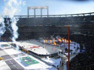 Citi Field, section: 522, row: 1, seat: 23